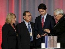 Prime Minister Justin Trudeau, truth and reconciliation