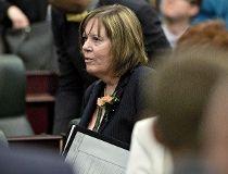 Minister of Energy Marg McCuaig-Boyd