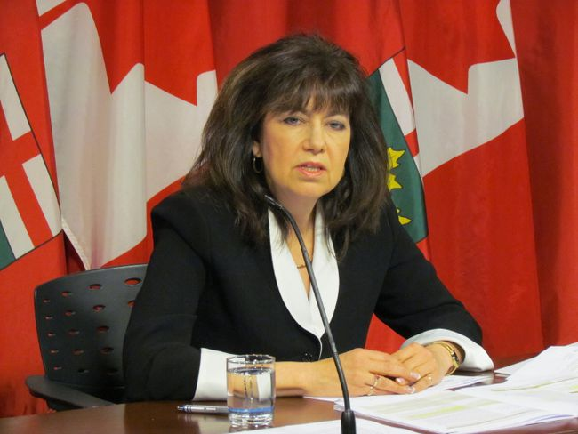 Ontario Auditor General Bonnie Lysyk. (Postmedia Network file photo)