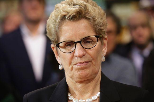 Premier Kathleen Wynne (CRAIG ROBERTSON/Toronto Sun)