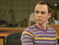 "Actor Jim Parsons plays Sheldon on the CBS TV show ""The Big Bang Theory."" (Sonja Flemming/CBS)"