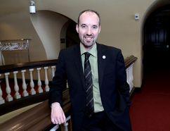 Kingston Mayor Bryan Paterson. (Whig-Standard file photo)