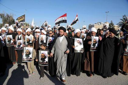 Sheikh Nimr al-Nimr executed by Saudi Arabia