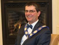 Kapuskasing Mayor Alan Spacek who is also president of the Federation of Northern Ontario Municipalities.