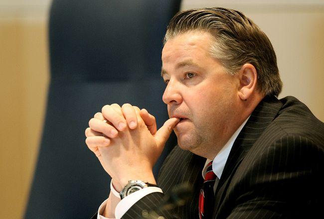 City Councillor Dave Loken