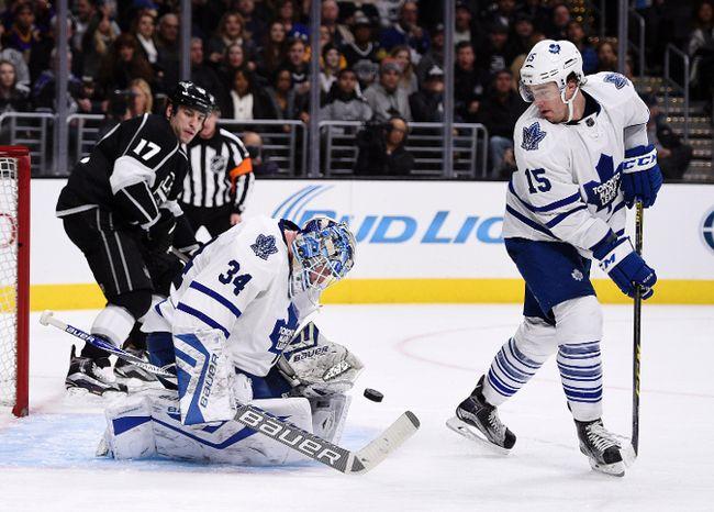 Maple Leafs James Reimer