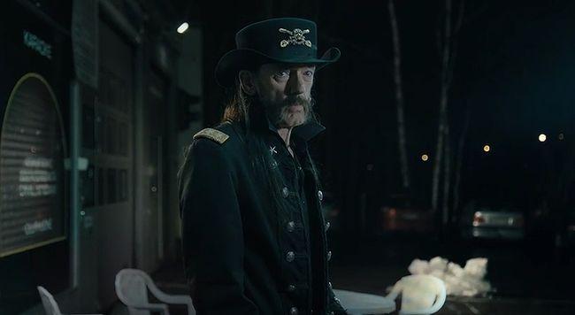 Motorhead frontman Lemmy Kilmister stars in a new commercial promoting milk.