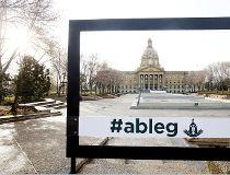 The Alberta Legislature