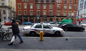 Toronto Police (Dave Abel/Toronto Sun files)