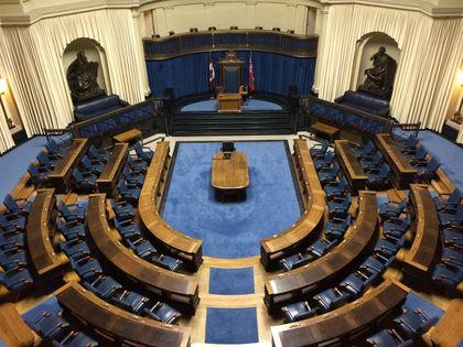 Manitoba Legislative Chamber