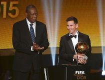 Lionel Messi Jan. 11/16