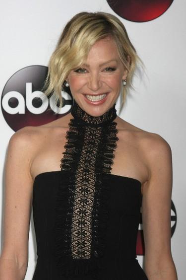 Portia De Rossi. REAL NAME: Amanda Lee Rogers. Surprise! She's not Italian at all.