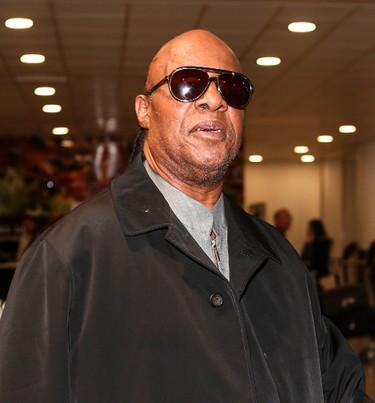 Stevie Wonder. REAL NAME: Stevland Hardaway Judkins. Wait? Stevland is a name?