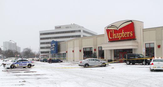 Man stabs himself in Ottawa Chapters bathroom | Calgary Sun