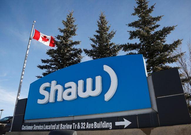 Shaw sign