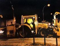Fatal snowplow crash in court