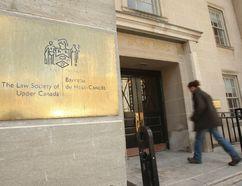 Law Society of Upper Canada. Postmedia photo