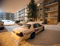 Man killed inside apartment is Edmonton's third homicide
