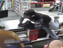 Pawn shop robbery Calgary