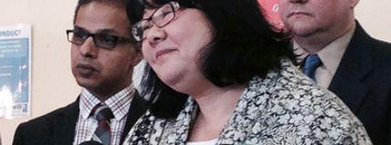 Goodwill CEO Keiko Nakamura