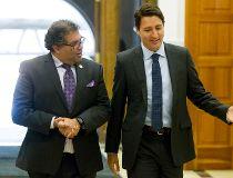 Nenshi and Trudeau