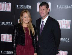 Mariah Carey is planning to wed again after accepting boyfriend James Packer's proposal. Ivan Nikolov/WENN.com