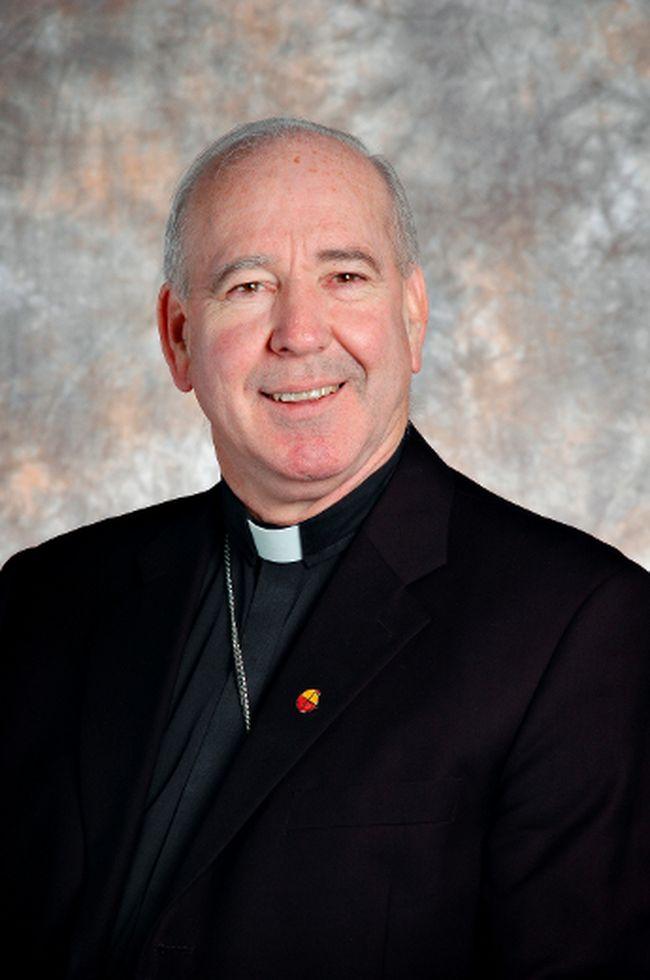 Archbishop Gerard Pettispas