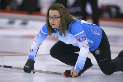 Sweeting A Win Away From Third Straight Alberta Women S