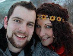 Benjamin and Carolyn de Wit. Carolyn, 32, died on Jan. 25, 2016. (Facebook)