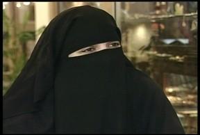 Zaynab Khadr, sister of Omar Khadr.