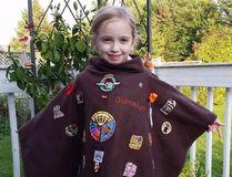 Gianna-Lynn, 8, desperately needs a liver transplant. FACEBOOK