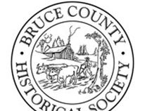 Bruce County Historical Society Logo