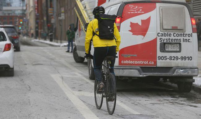 Toronto cycling