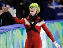 Canada's Jessica Gregg during the 2010 Olympics. (DANIEL MALLARD/QMI AGENCY)