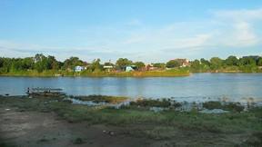 Chao Phraya River. (Wikimedia Commons/Heinrich Damm/HO)