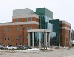 Owen Sound courthouse