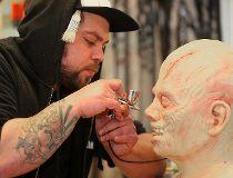 James Ferreira horror mask