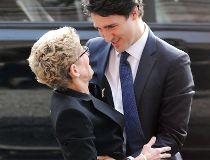 Trudeau Wynne