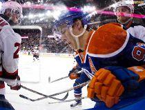 The Edmonton Oilers' Ryan Nugent-Hopkins