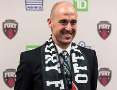 Paul Dalglish was named head coach of the Ottawa Fury FC on Friday November 20, 2015.