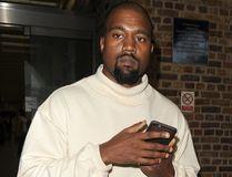 Kanye West. (WENN)