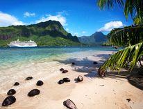 Snag a 'Wave Season' deal on a Crystal Cruise to Tahiti. (Courtesy Crystal Cruises)