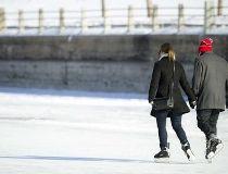 Rideau Canal skating