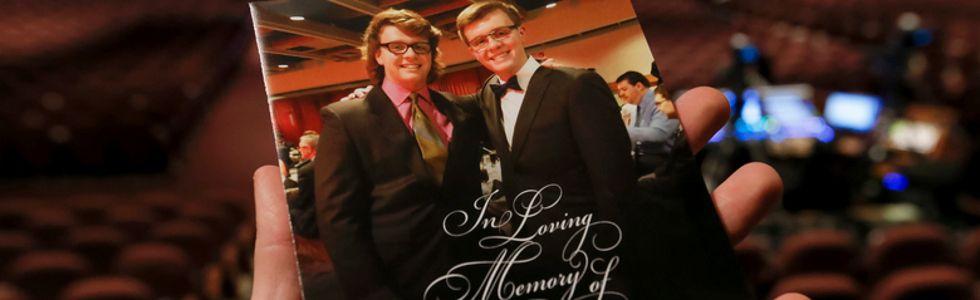 Jordan and Evan Caldwell
