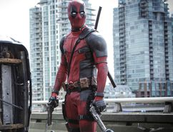 Ryan Reynolds stars as Deadpool in one of the best superhero movies ever.