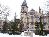 Perth County Court House (SCOTT WISHART, The Beacon Herald)