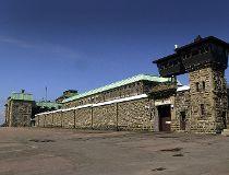 Dorchester Penitentiary in New Brunswick.