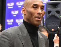 Kobe Bryant in suit Feb. 12/16