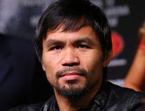Manny Pacquiao. (WENN.com)