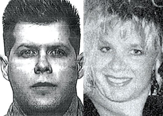 Patrick Daniel Johnson and victim Grayce Baxter